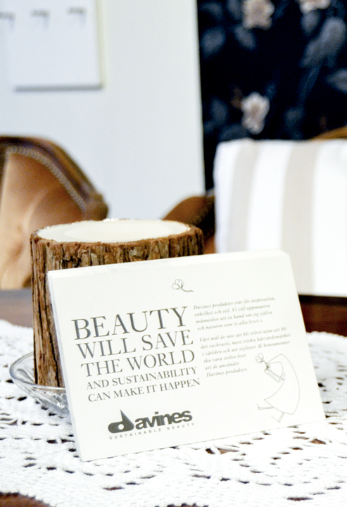 Davines - Beauty will save the world